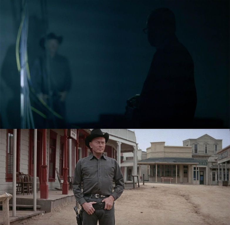 Westworld - Yuel Brenner Easter Egg