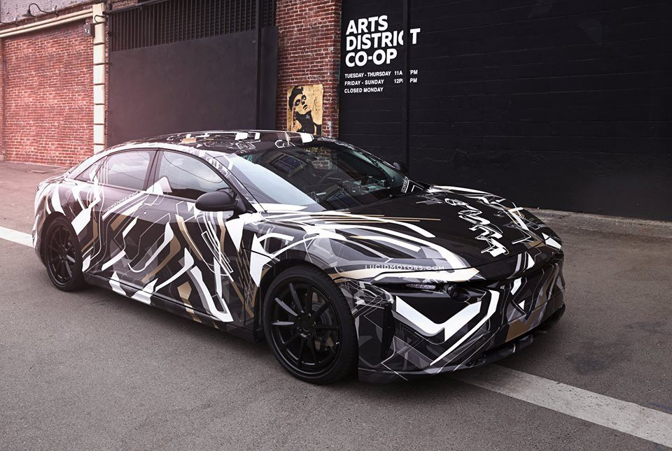 Lucid Motors Reveals the Closest Thing to a Tesla Killer We've Seen Yet