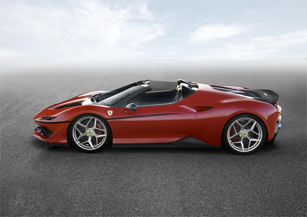 Ferrari J50   Ferrari