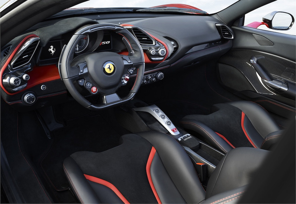 Ferrari J50 | Ferrari