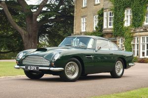Aston Martin Jumps Into Continuation Game With 25 New DB4 GTs