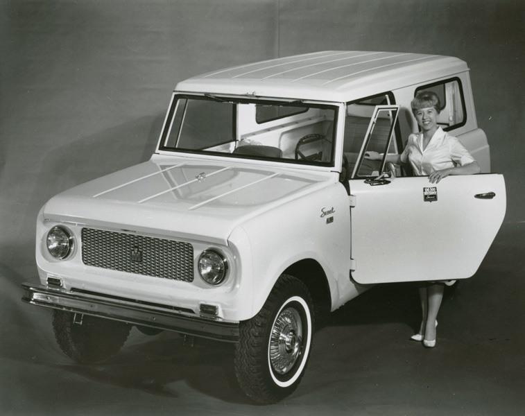 1961 International Scout