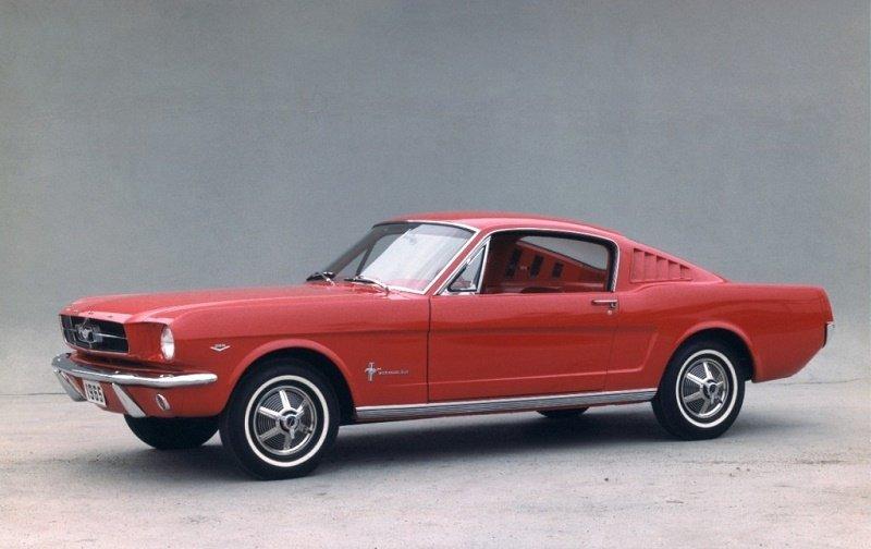 1965 Mustang Fastback