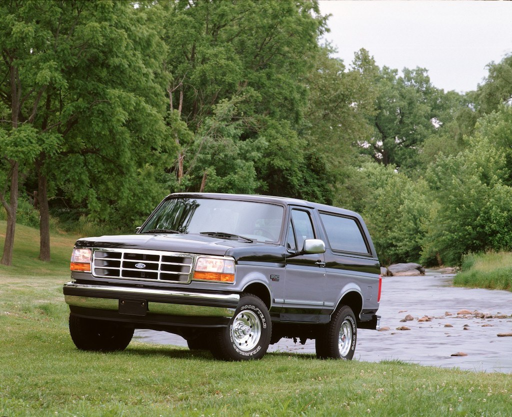 1995 Ford Bronco