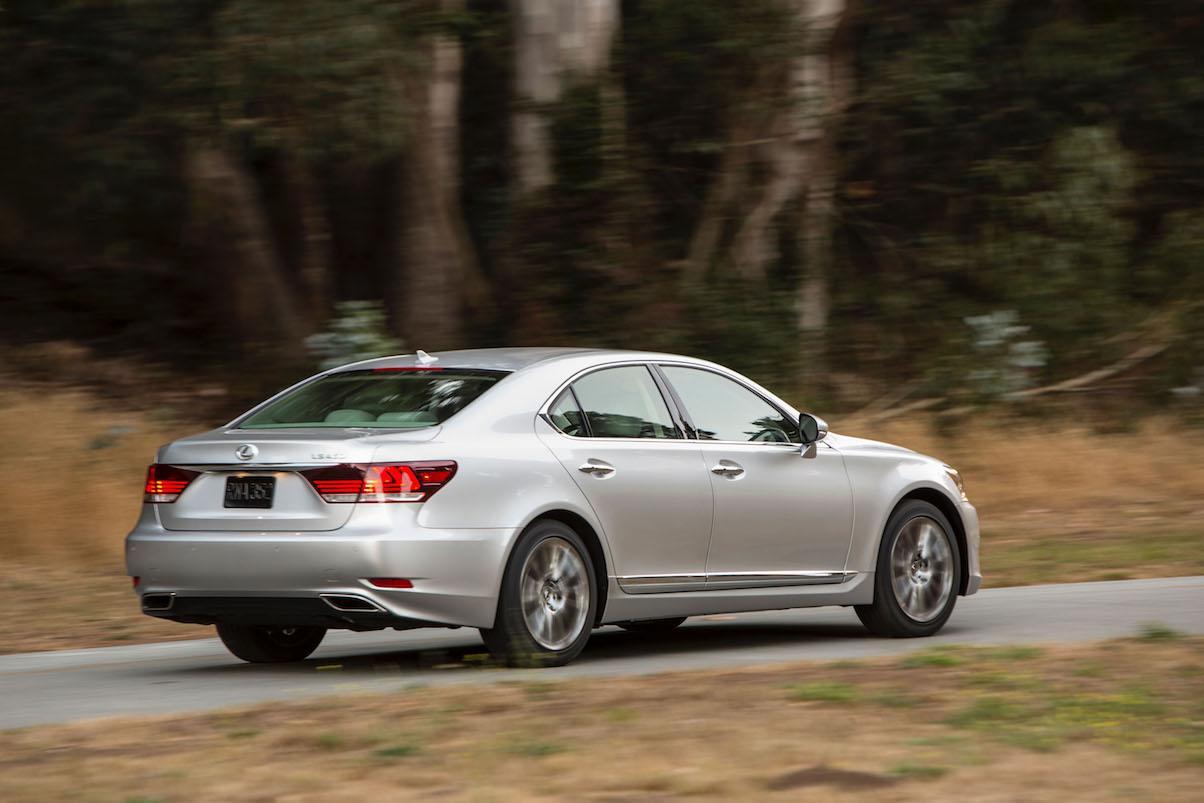 2016 Lexus LS 460 | Lexus