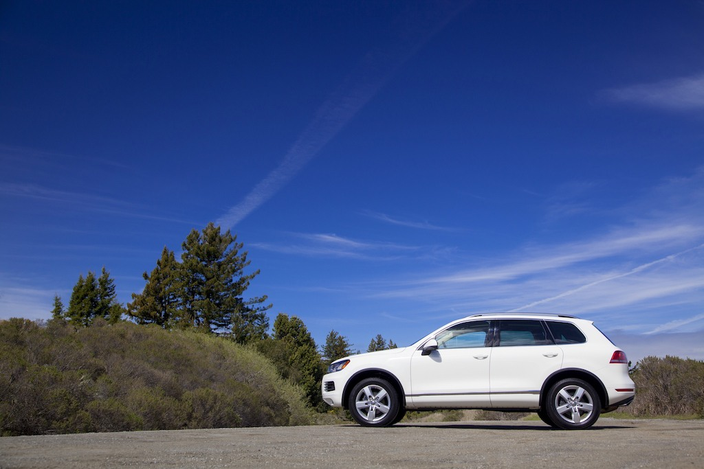 2014 Volkswagen Touareg TDI | Volkswagen