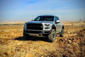 2017 Ford Raptor First Drive: Return of the Ass-Kicking Pickup Truck
