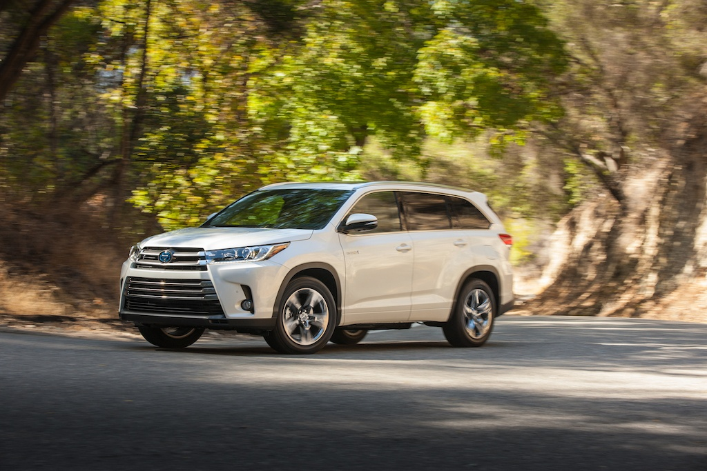 2017 Toyota Highlander Hybrid