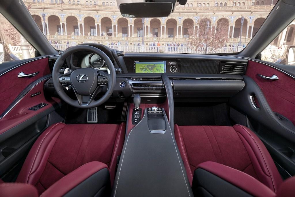 2018 Lexus LC500   Lexus