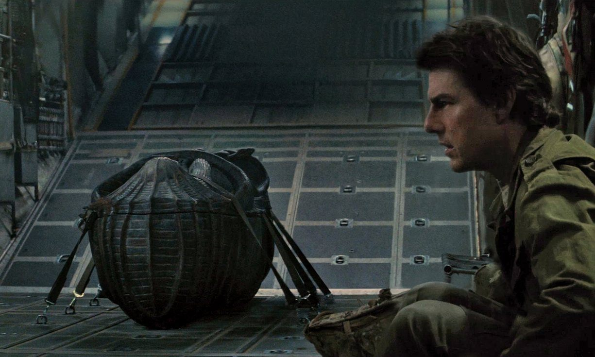 Tom Cruise in The Mummy