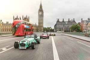 From Lotus to Caterham: Why the Seven Is One of the Best Driver's Cars Ever
