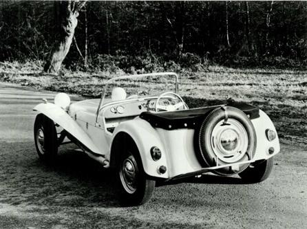 1962 Lotus Seven S2