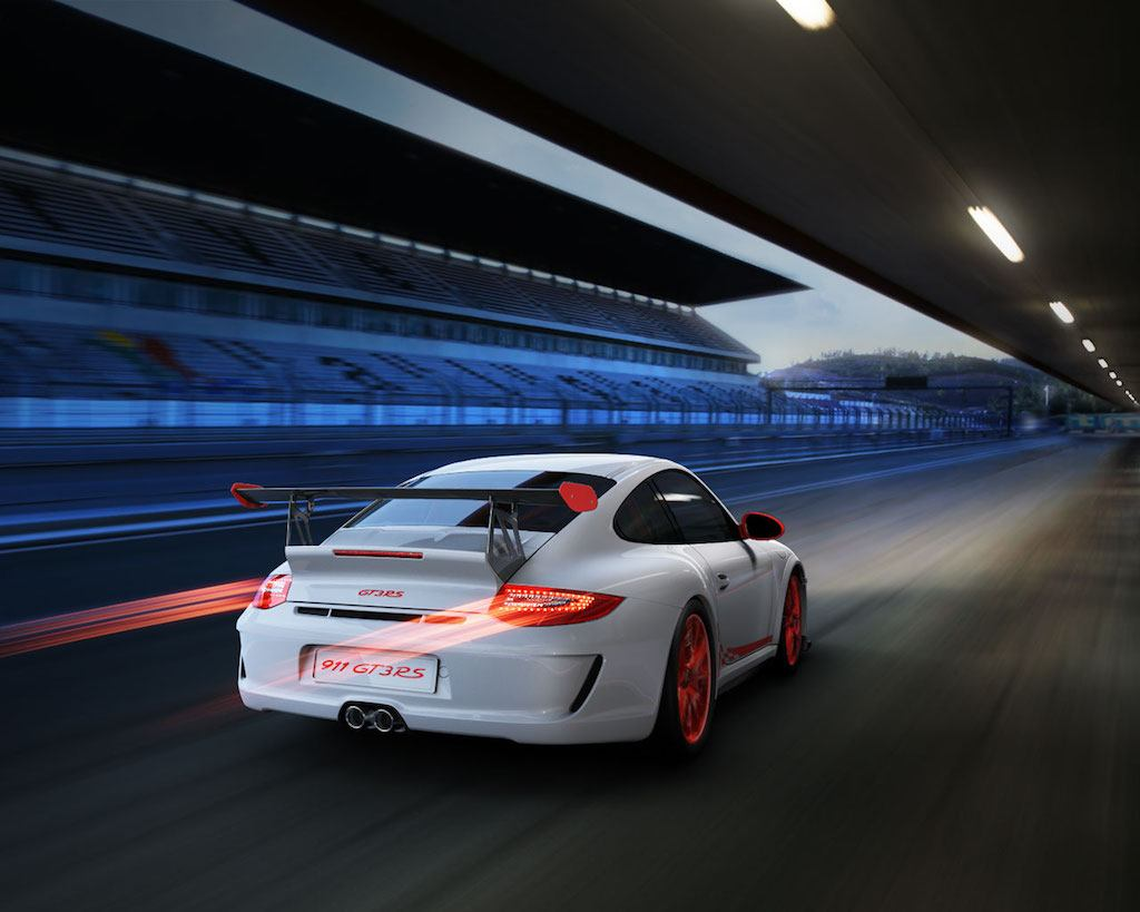 2005 Porsche 911 GT3 RS