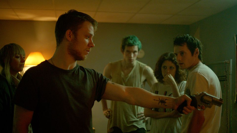 Green Room   A24
