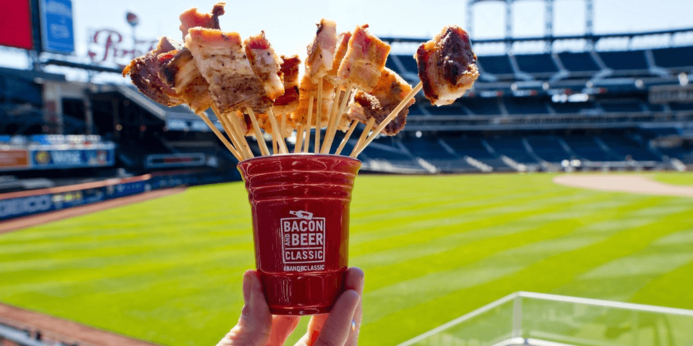 beer and bacon festival in New York City