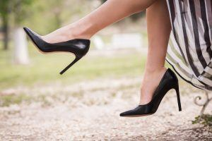 5 Hacks to Make Walking in Heels Actually Comfortable
