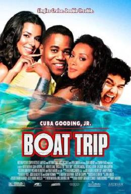 Boat Trip movie poster