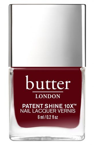 """Butter London """"Rather Red"""""""