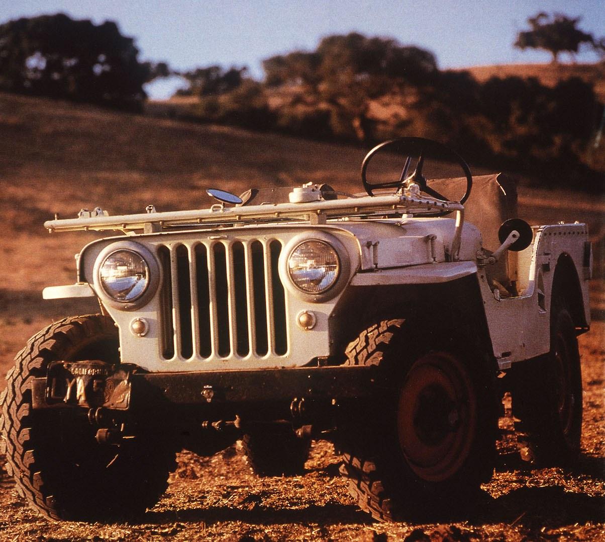 1946 Willys CJ-2A | Fiat Chrysler Automobiles