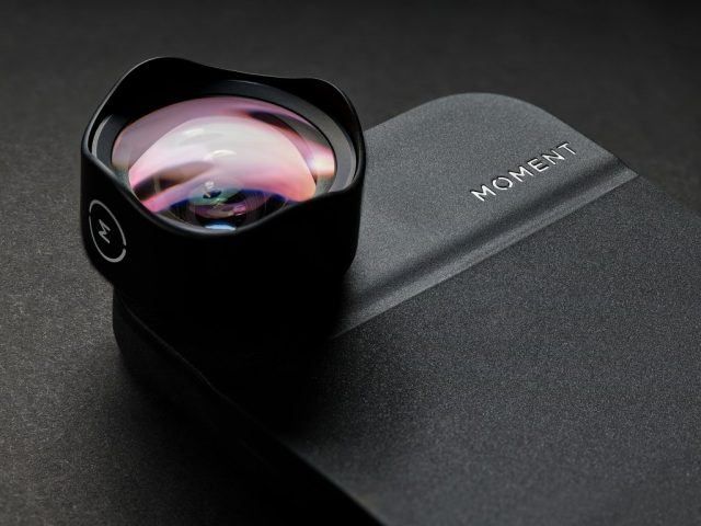 Camera lenses are the perfect iPhone accessories for photographers