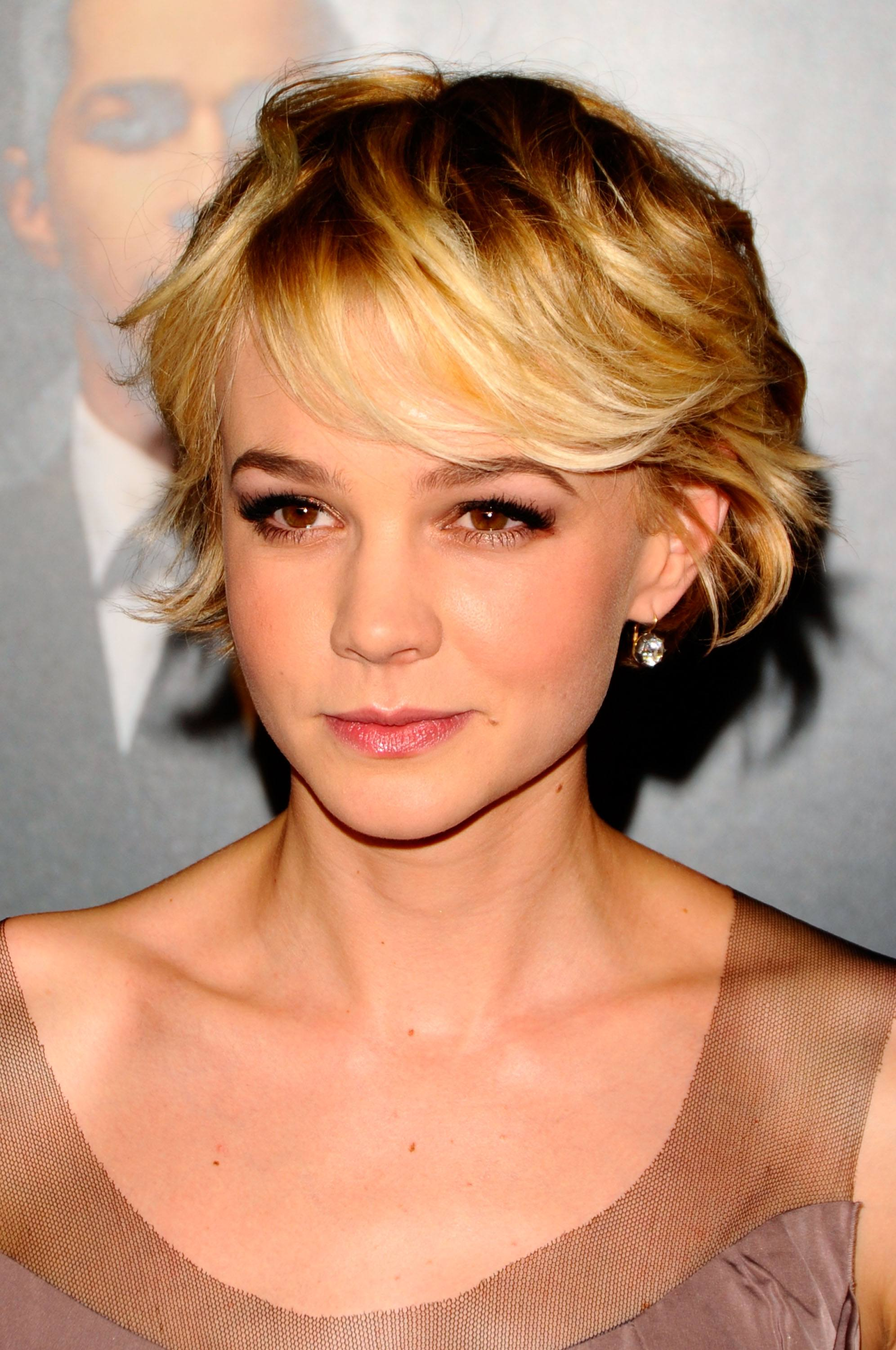 Actress Carey Mulligan