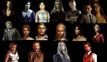 Silent Hill characters