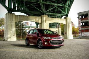 Is the Chevy Sonic RS Turbo the Best Inexpensive Find of 2016?
