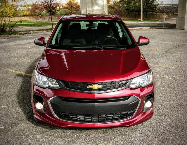 Is The Chevy Sonic Rs Turbo Best Inexpensive Find Of 2016 Page 2