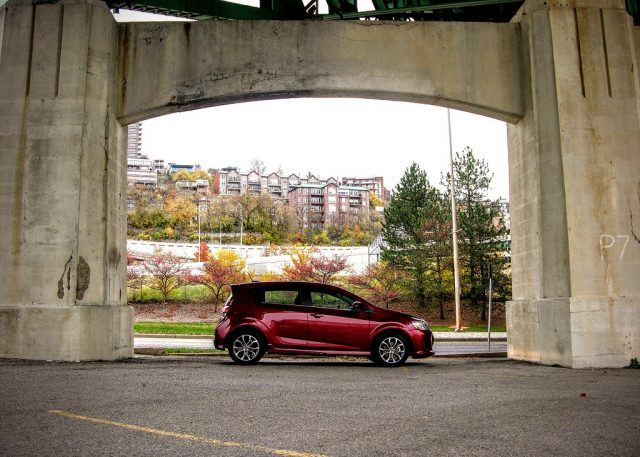 It may be slight in stature, but this little subcompact brings plenty of practicality and driver enjoyment   Micah Wright/Autos Cheat Sheet