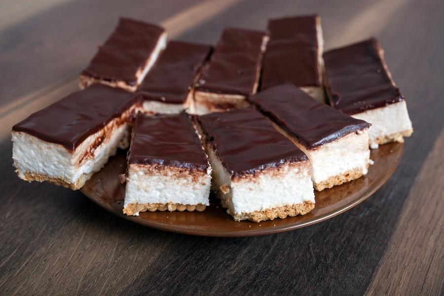 chocolate marshmallow bars
