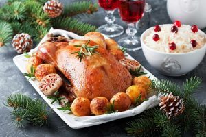 6 Christmas Entrées That Have 6 Ingredients or Less