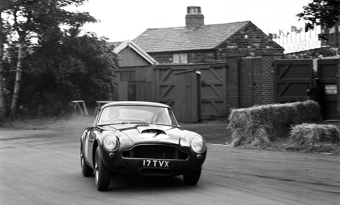 Aston Martin DB4 GT   Aston Martin