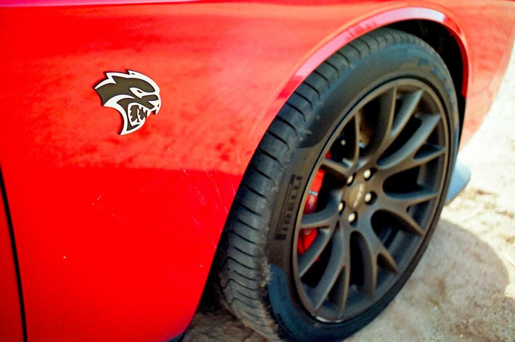 2016 Dodge Challenger Hellcat