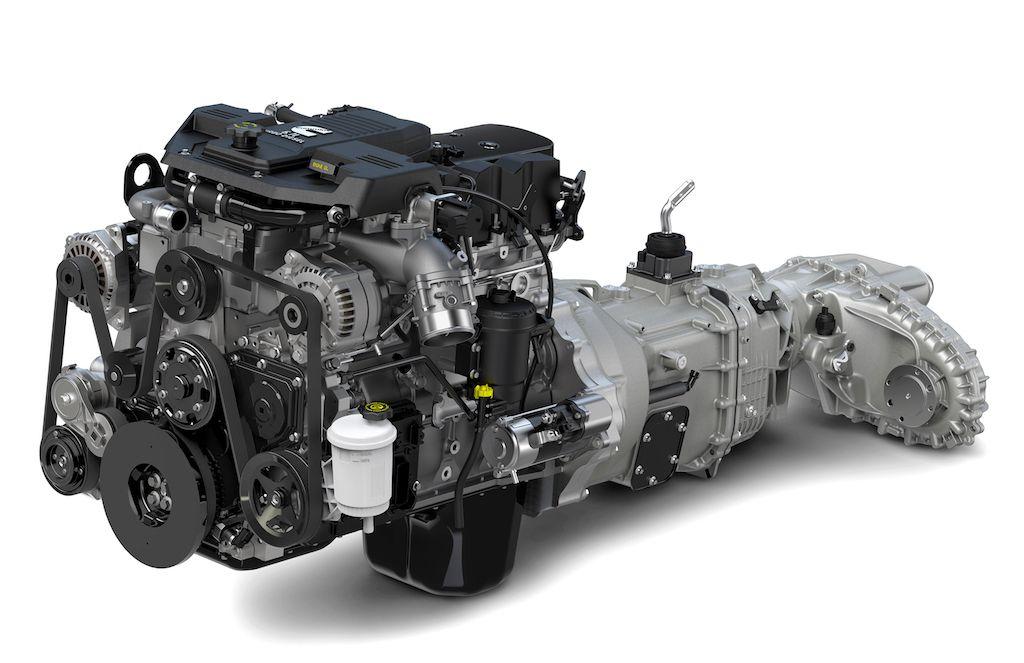 Ram Heavy Duty 6.7-liter I-6 Cummins Diesel engine | Fiat Chrysler Automobiles