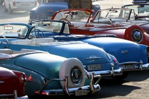 10 Classic American Cars You Will See on a Trip to Cuba