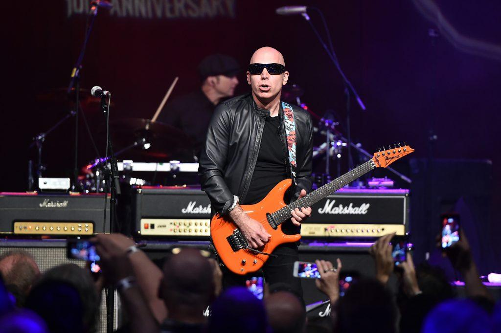 Joe Satriani | Theo Wargo/Getty Images