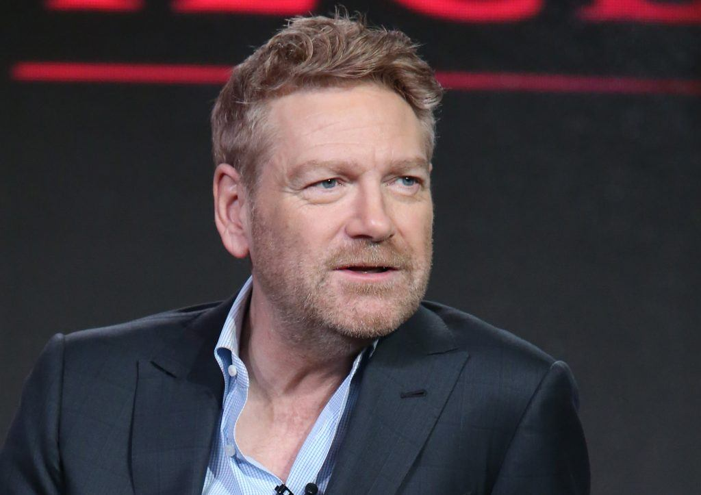 Kenneth Branagh | Frederick M. Brown/Getty Images
