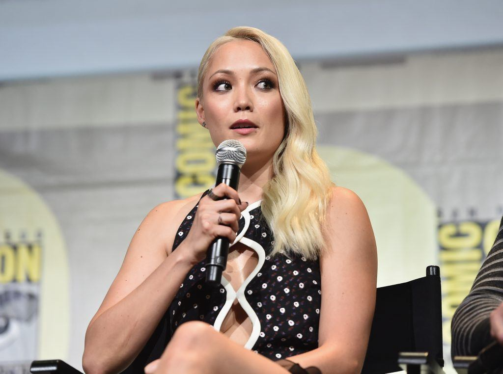 Pom Klementieff | Alberto E. Rodriguez/Getty Images