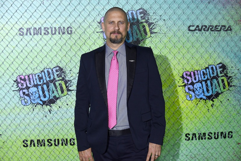 Director David Ayer | Bryan Bedder/Getty Images