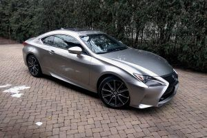 The Lexus RC 350 Is the Luxury Coupe Compromise That Isn't