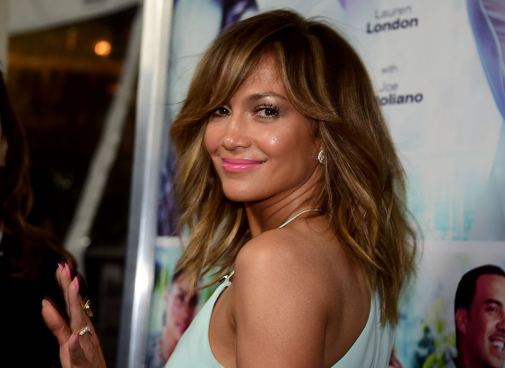 """Jennifer Lopez arrives for the premiere of the film 'The Perfect Match"""" in Hollywood"""