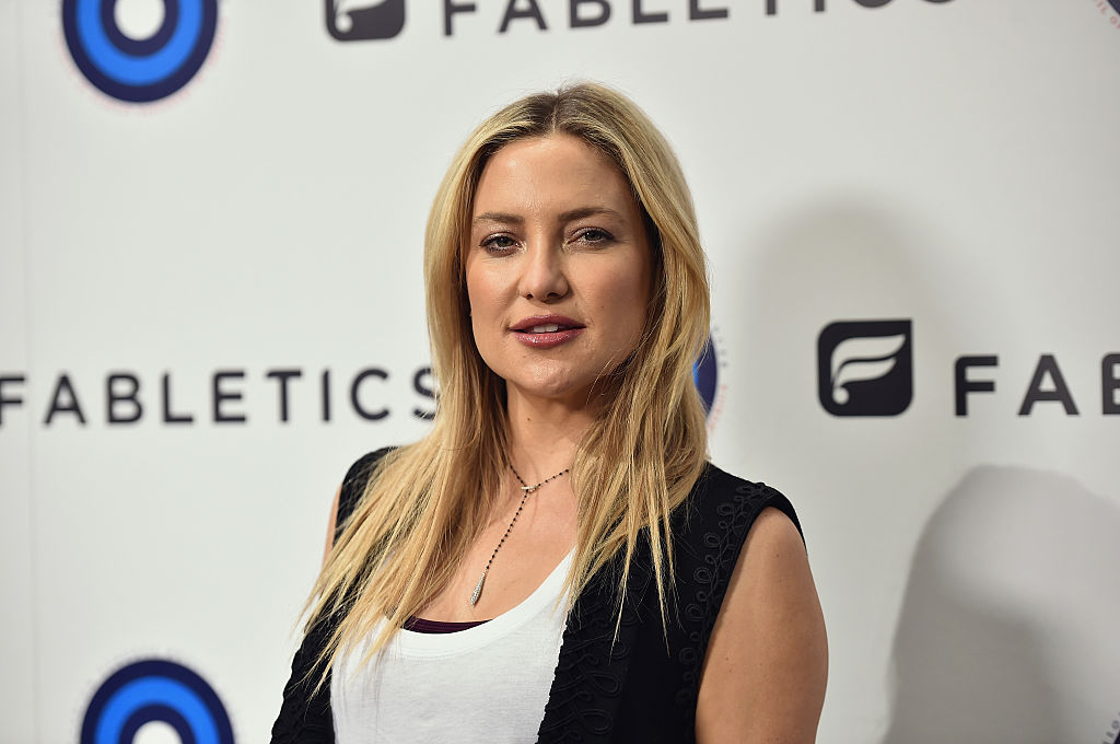 Kate Hudson attends CFDA and Fabletics Event