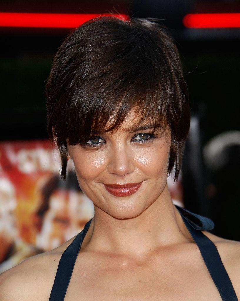 Actress Katie Holmes