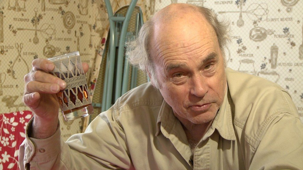 Jim Lahey from Trailer Park Boys enjoys cheap beer and single-handedly helps support the alcohol industry