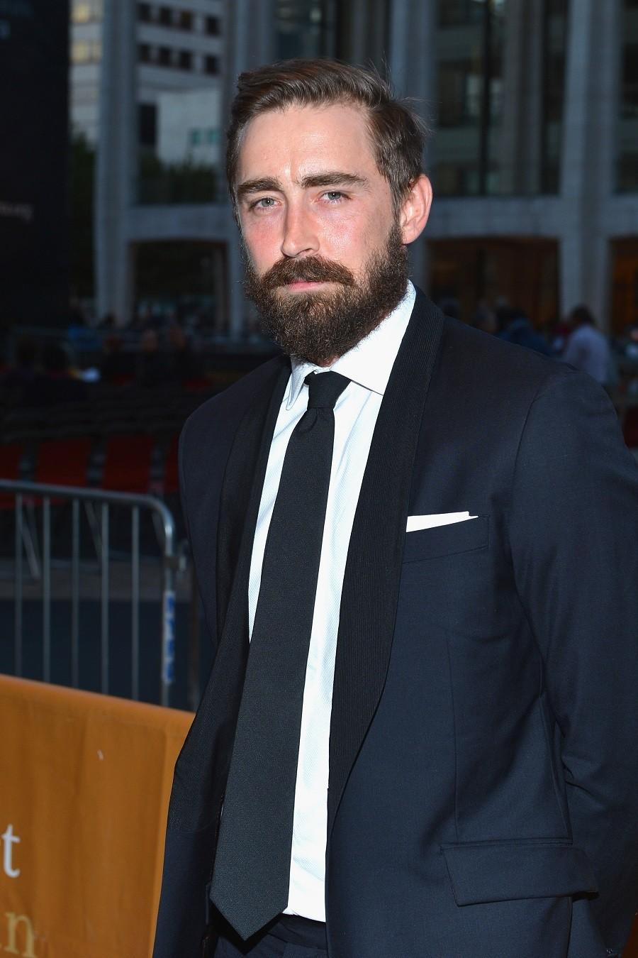 Actor Lee Pace attends the 2012 Metropolitan Opera Season Opening Night