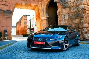 5 Things You Should Know About the 2018 Lexus LC500