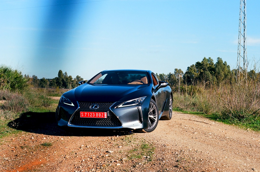 First Drive: The 2018 LC500 Will Kill the Idea of a 'Boring Lexus'