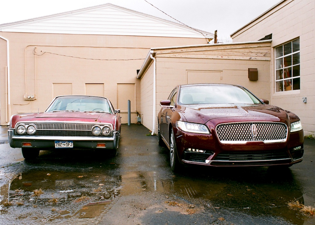 2017 Lincoln Continental Review Luxury From An Alternate Future