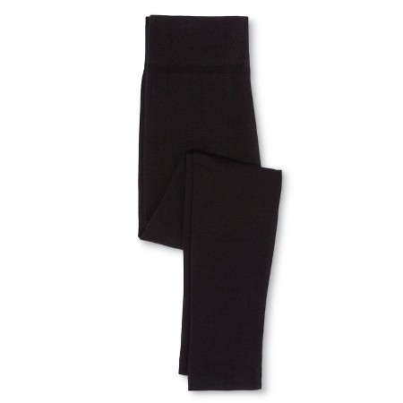 Merona Faux Fur-Lined Leggings