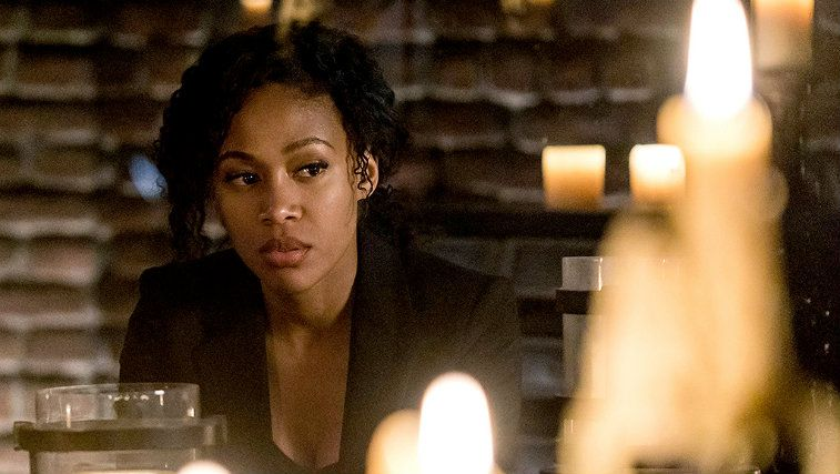 Nicole Beharie in Sleepy Hollow